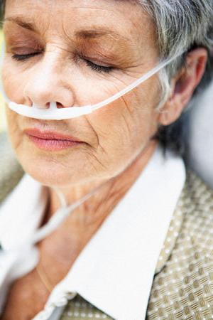 La broncho-pneumopathie chronique obstructive (BPCO) est une inflammation chronique des voies respiratoires qui va de pair avec un rétrécissement des voies respiratoires.
