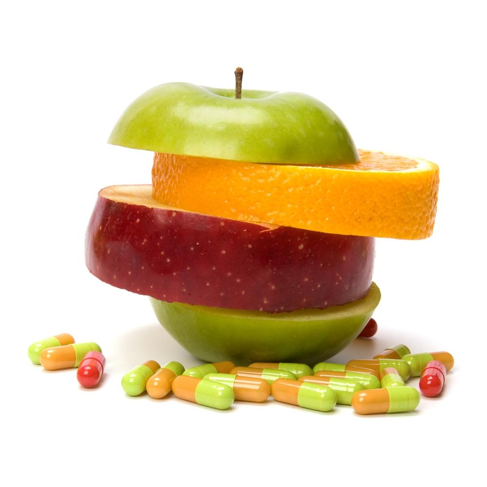 Vitamines zijn organische stoffen die in het lichaam onvoldoende of niet worden aangemaakt in tegenstelling met andere voedingsstoffen.