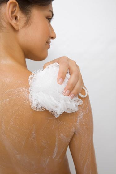 Eucerin lotion sous la douche