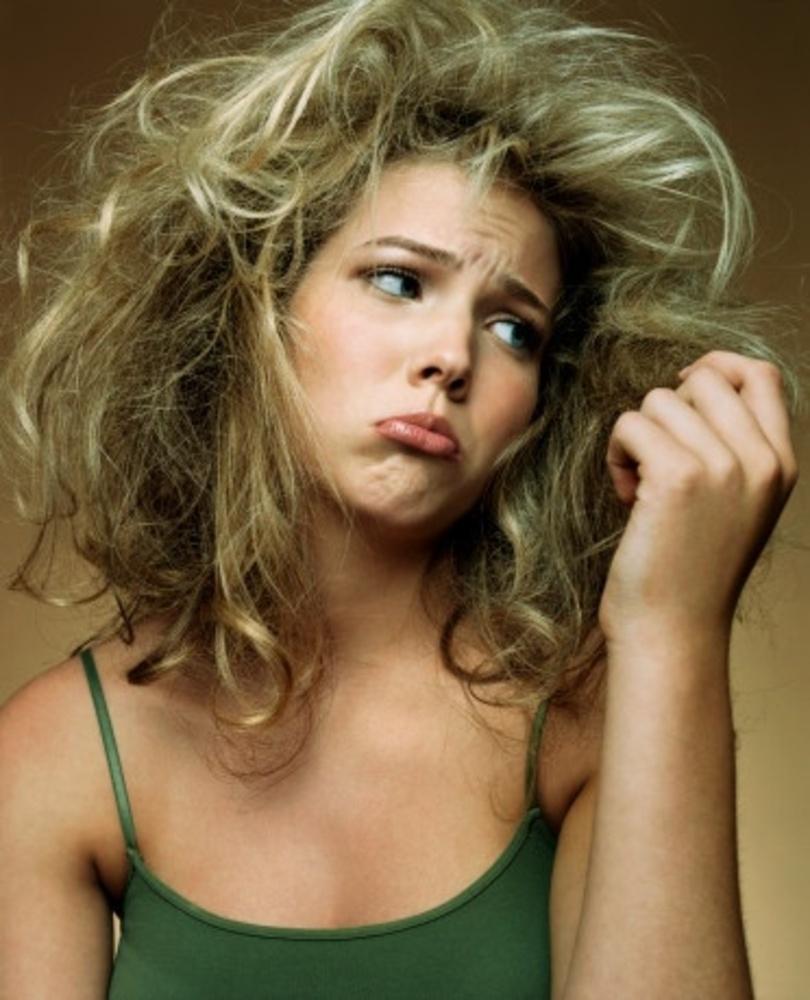 Er zijn verschillende haartypes, waar je voor elk speciale producten kan vinden.
