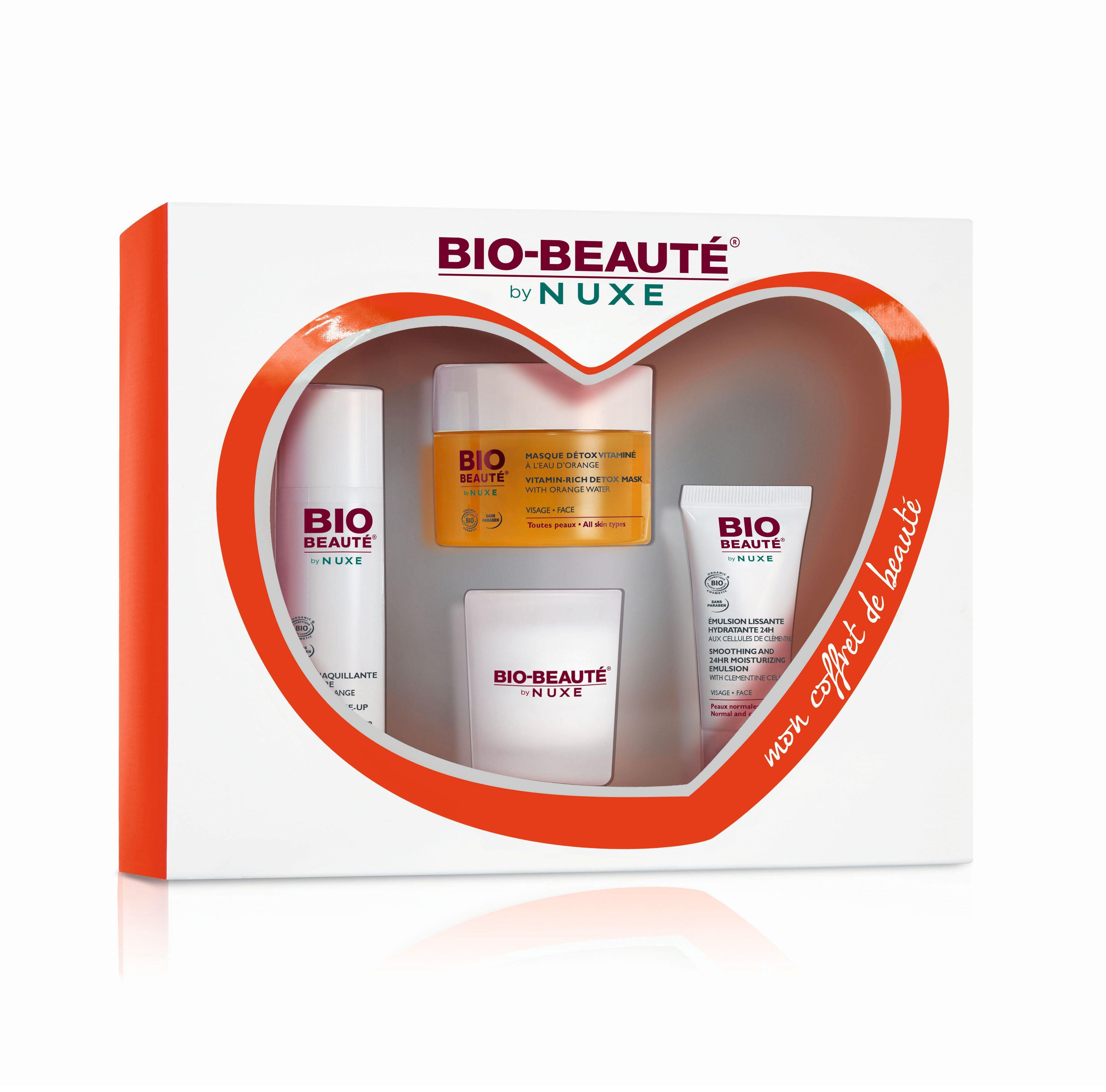 Nuxe Bio-Beauté geschenkpakket