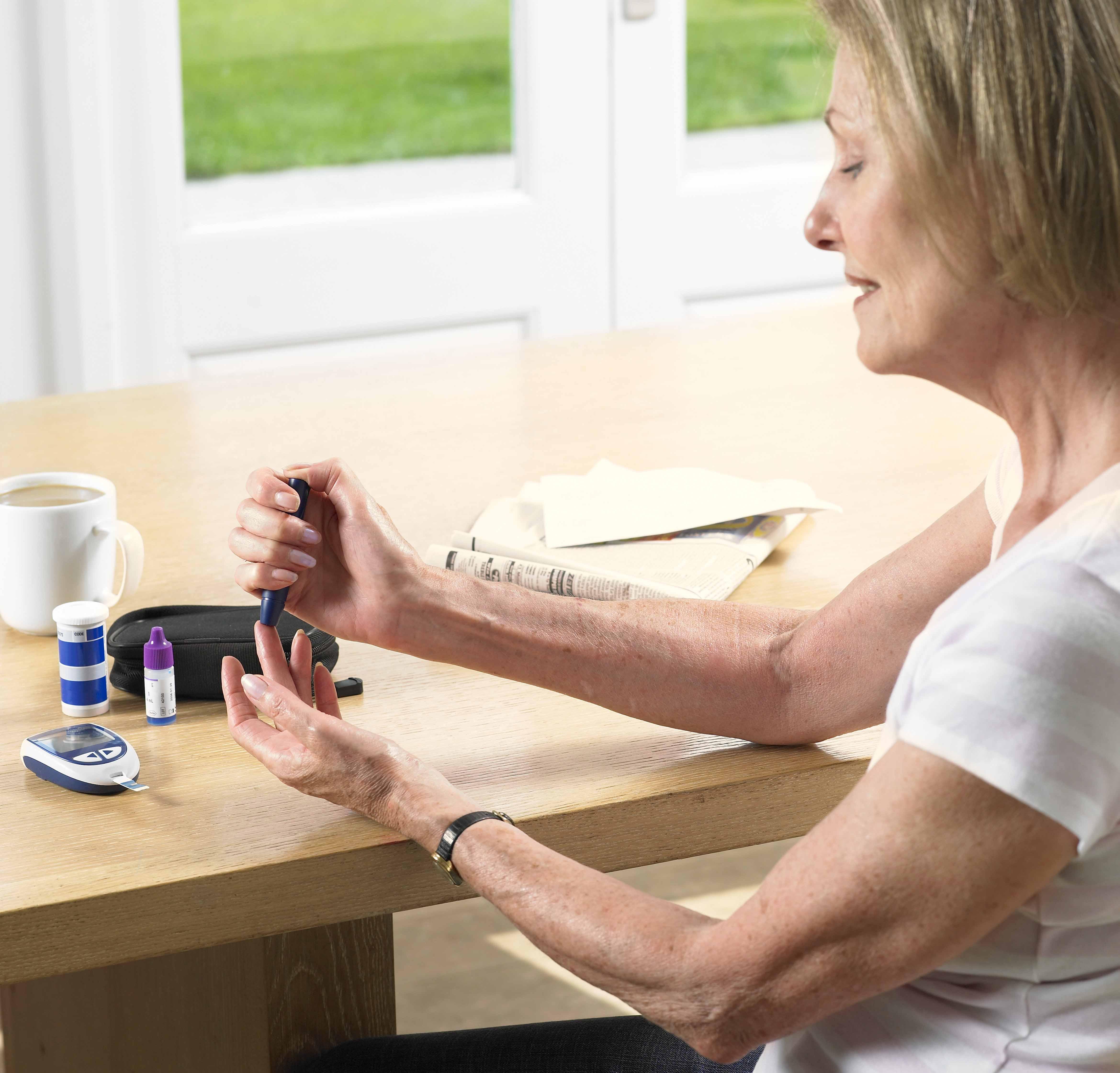 Tips voor een correcte bloedglucosemeting
