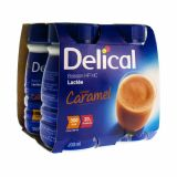 Delical HP-HC Karamel Drankje 4 x 200ml - thumbnail