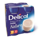 Delical HP-HC Natuur Drankje 4x200ml - thumbnail