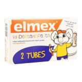 Elmex Kindertandpasta 0-6jaar duopack Tandpasta 2x50ml - thumbnail