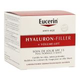Eucerin Hyaluron-Filler + Volume-Lift crema de día piel normal Crema 50ml - thumbnail
