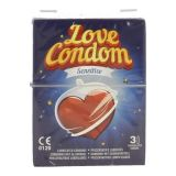 Love condom sensitive 3 stuks - thumbnail