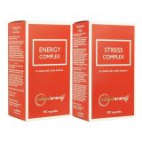 Natural Energy pack stress Capsules 60 + 60 pièces - thumbnail