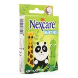 Nexcare Happy Kids pansements animaux 20 pièces - thumbnail