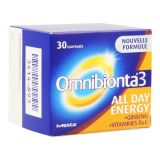 Omnibionta 3 all day energy Comprimés 30 pièces - thumbnail