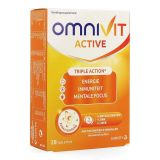 Omnivit Active Tabletten 28 stuks - thumbnail