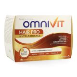 Omnivit Hair Pro Nutri-Radiance Capsules 120 pièces - thumbnail