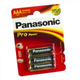 Panasonic piles power pro Batterie 4 pièces - thumbnail