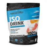 Performance Isodrink grapefruit Poeder 500g - thumbnail