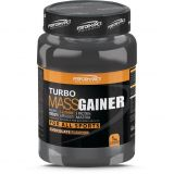 Performance Turbo Mass gainer NB chocolade Poeder 1000g - thumbnail