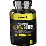 Performance Yellow burner Capsules 120 pièces - thumbnail