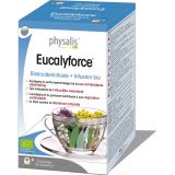 Physalis Eucalyforce infusie Thee 20 stuks - thumbnail
