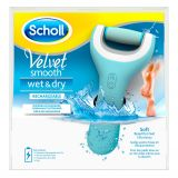 Scholl Velvet Smooth Express Pedi wet & dry 1 stuks - thumbnail