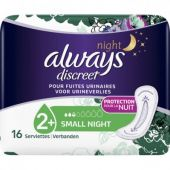 Always Discreet Night S