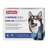 Beaphar Vermicon Line-on Chien 15-30kg