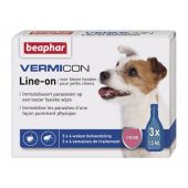 Beaphar Vermicon Line-on Chien