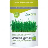 Biotona Wheat grass raw