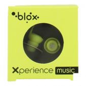 Blox Xperience music protection auditive jaune