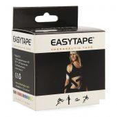 Easytape Therapeutic tape 5cmx4,5m zwart