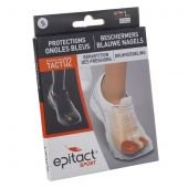 Epitact Sport protections ongles bleus small