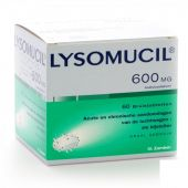 Lysomucil 600mg