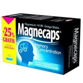 Magnecaps Memory & Concentration Promo