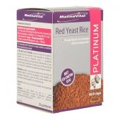 Mannavital Platinum Red yeast rice + Q10