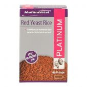 Mannavital Red yeast rice Platinum + Q10