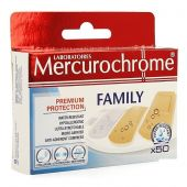 Mercurochrome Family