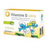 Metagenics Vitamine D 400IU smurfen