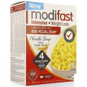 Modifast Intensive Noedelsoep curry