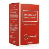 Natural Energy Melatonine Complex 295MCG