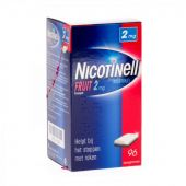 Nicotinell Obst 2mg
