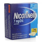 NICOTINELL TTS 7 24H PATCH