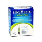 OneTouch Select Plus Strisce Glicemia