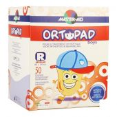 Ortopad boys pansements occlusif