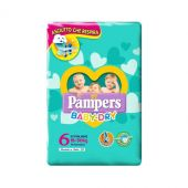 Pampers Baby-Dry Extralarge 15-30 kg