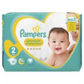 PAMPERS PREMIUM PROTECT CARRY S2