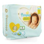 Pampers Premium Protection M0