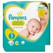 Pampers Premium Protection M1