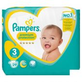 Pampers Premium Protection M3