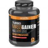 Performance Turbo Mass gainer NB aardbei