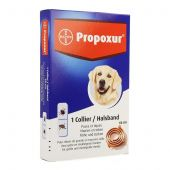 Propoxur Grote hond