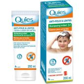 Quies Anti-luis behandelende shampoo 3in1