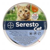 Seresto Collier antiparasitaire chat